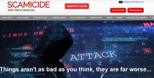 Cibercrimen. Steve Weisman. Web